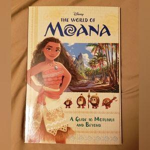 The world of moana book